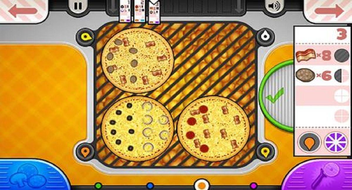 To games papas go Papa's Sliceria